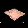 Bandeja Quadrada Rose 30,5x5,5cm - 610