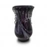Vaso Decorativo Nakine Vidro Gotas de Vidro 34X17X17
