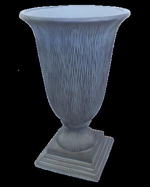 Vaso Decorativo Resina Tulipa 38,5x61cm - 779