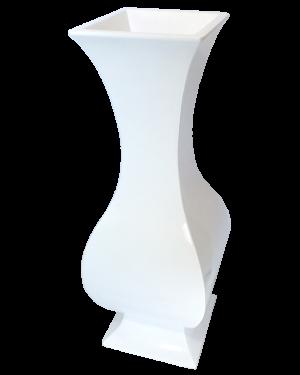 Vaso Decorativo Resina Donzela 91x33x33 cm