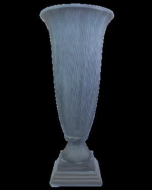 Vaso Decorativo Resina Tulipa 40,5x91cm - 780